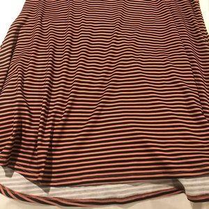 Striped small perfect t
